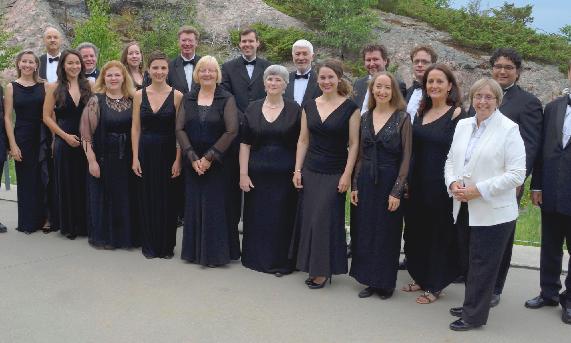 Elmer Iseler Singers, 2016 Festival of the Sound, by Mark Rash