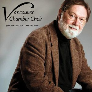 Vancouver Chamber Choir director Jon Washburn