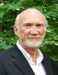 Colin Fox, narrator