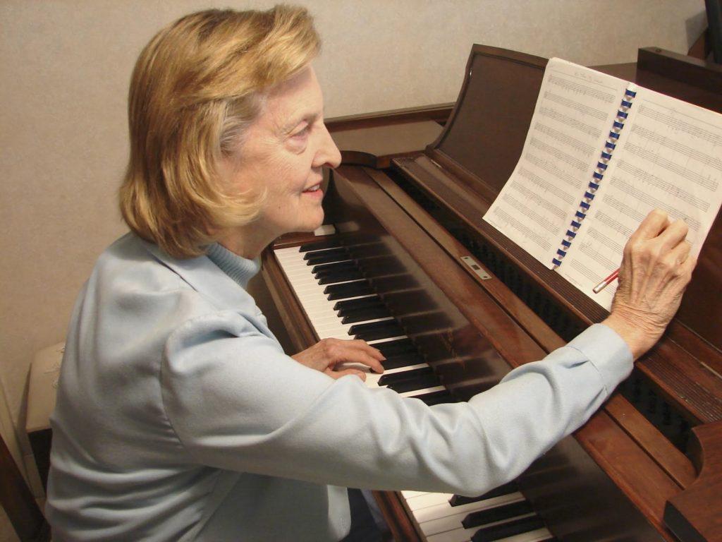 Ruth Watson Henderson, composer